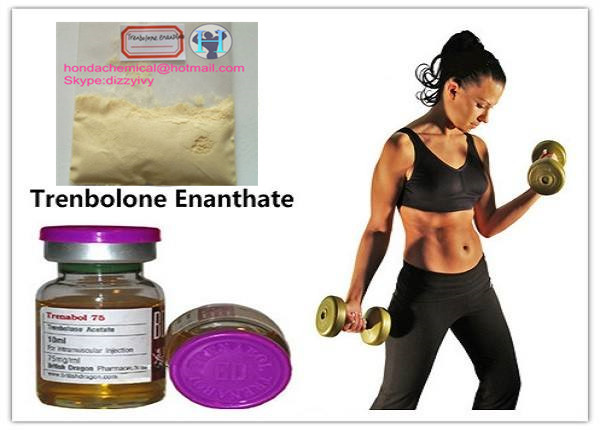 99% Purity Trenbolone Enanthate Healthy Bodybuilding Steroid Trenbolone Enanthate CAS10161-34-9