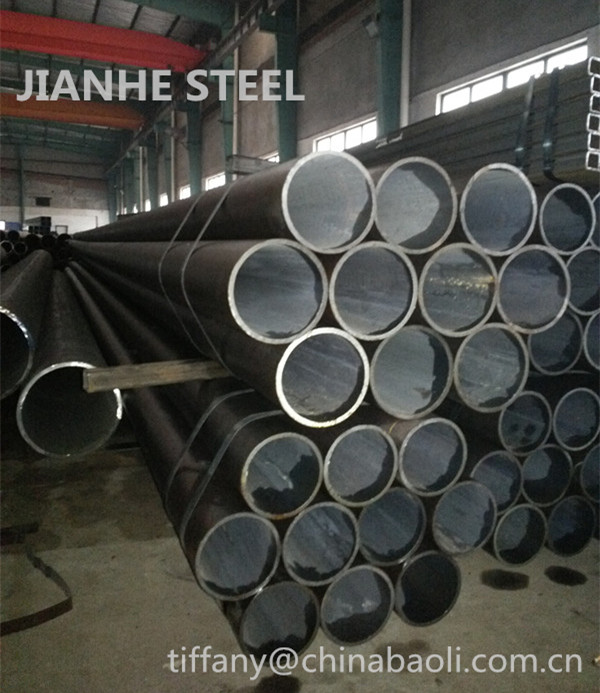 EN10210 S3552JH CIRCURAL HOLLOW SECTIONS/STEEL TUBES