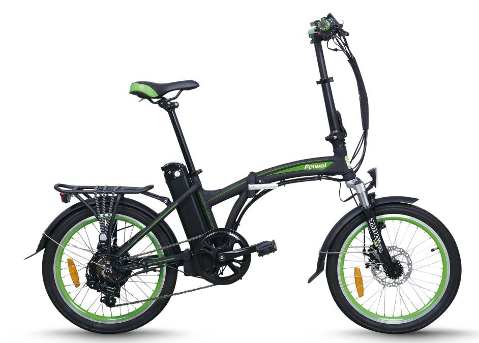 Folding electric bike(FR-TDN16Z)