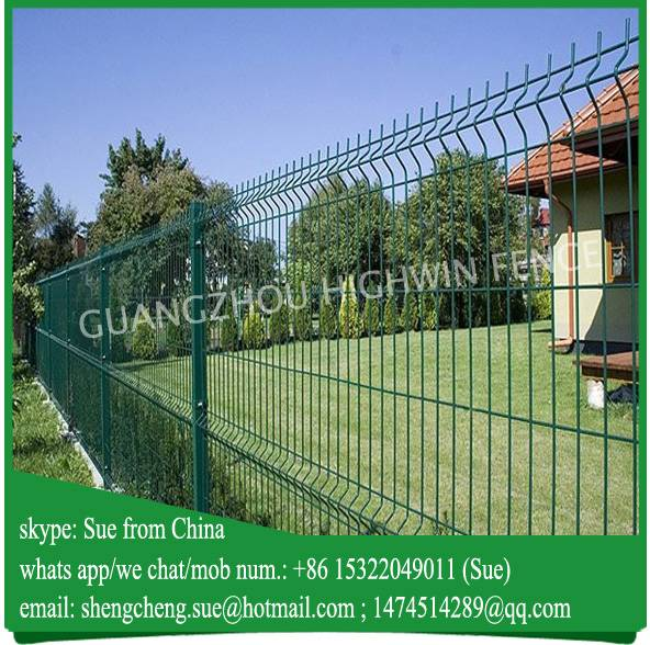 Welded wire mesh fence factory fence outlet for India