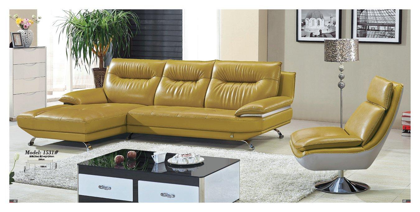Modern New Design Corner Sofa