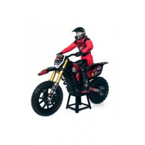 Atomik Brian Deegan Metal Mulisha MM 450 1/4 R/C Dirtbike ATK0393