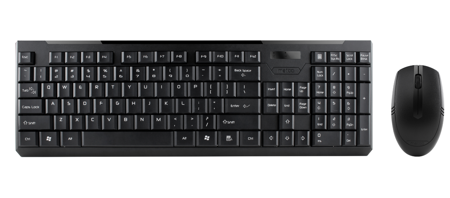 Metoo Wireless keyboard and mouse C50