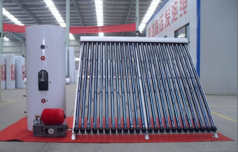 250L Split solar water heater YJ-24SP1.8-H58