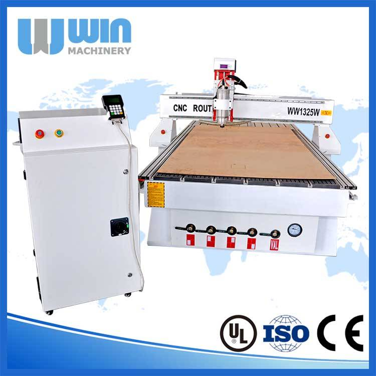 WW1325W Water Cooling CNC Router for Wood