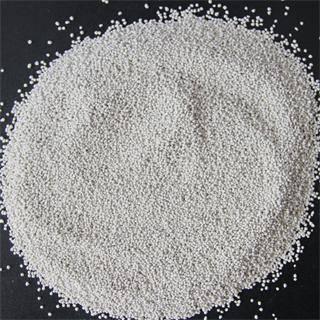 compound white fine litter