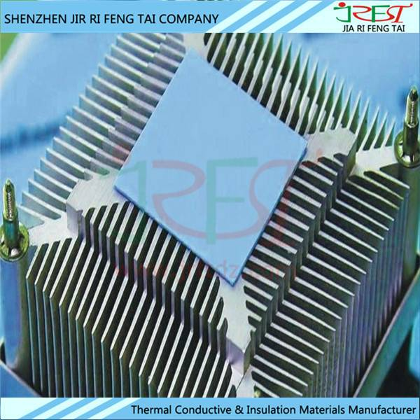 Thermal Conductive Insulation Sticky Silicone Thermal Pad