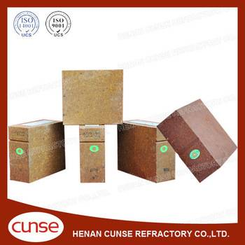 qualified manufacturer Magnesia Alumina Spinel refractory brick