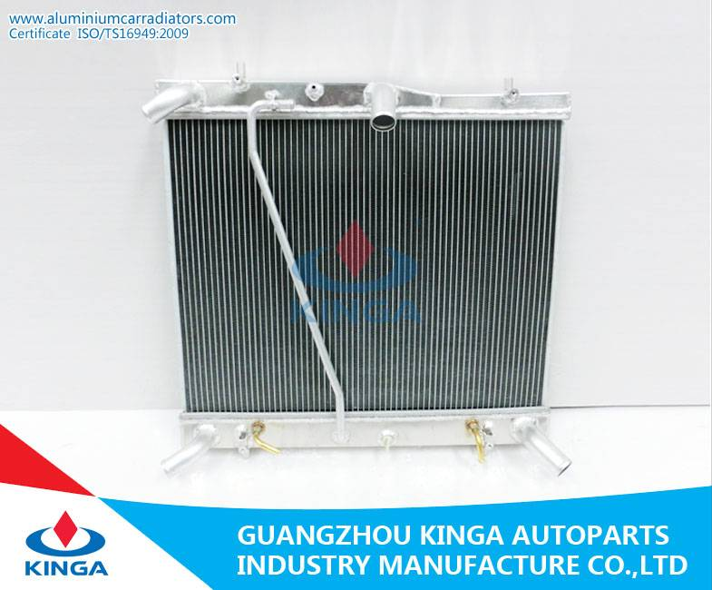 Toyota Full Aluminum Radiator for Hiace 2008