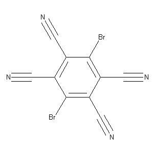 3,6-Dibromo-benzene-1,2,4,5-tetracarbonitrile