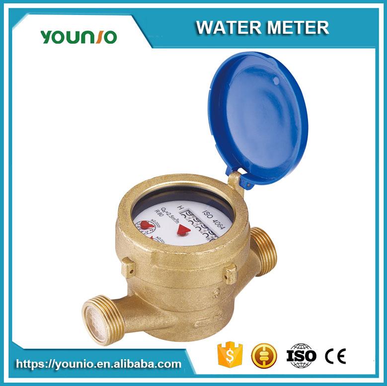 Wet Type Class B Magnetic Stop Directing Water Meter