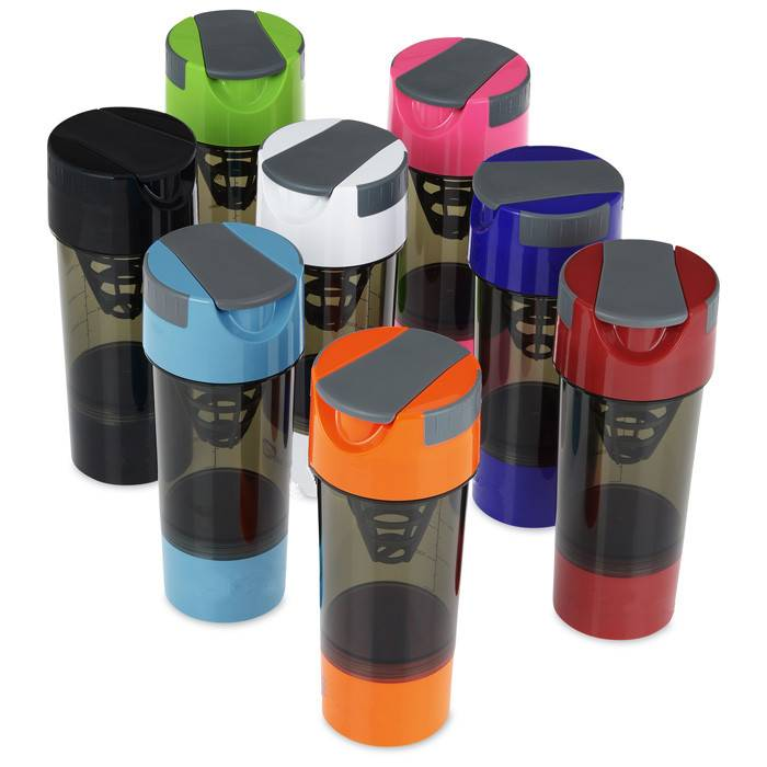 20oz Plastic Shaker Cup