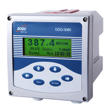 DDG-3080 Industrial Conductivity Meter