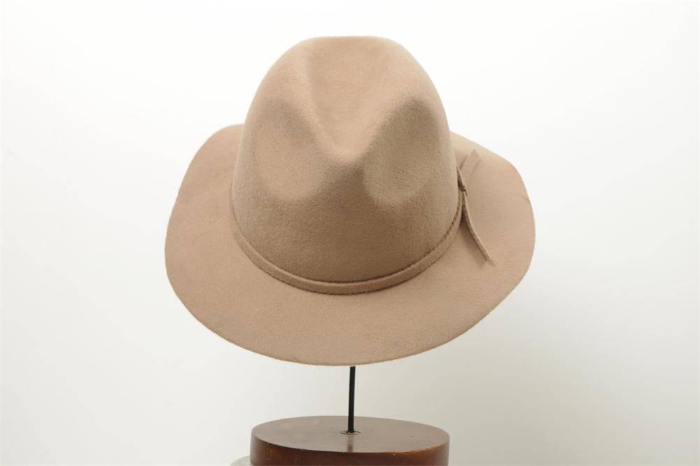 Wool Felt Bucket Hat For Woman (FW062027)