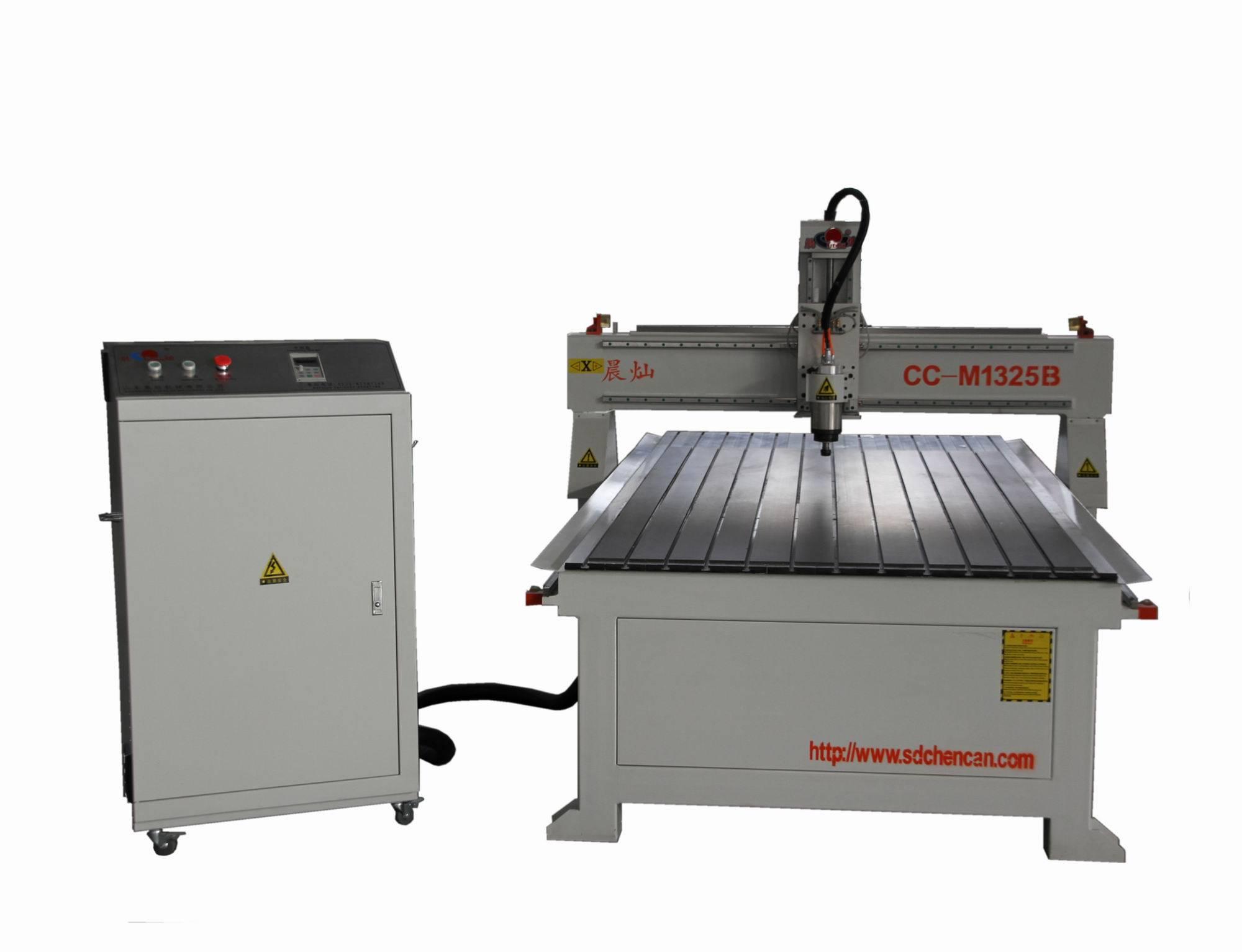 T-SLOT  WOODWORKING CNC ROUTER-CC-M1325B