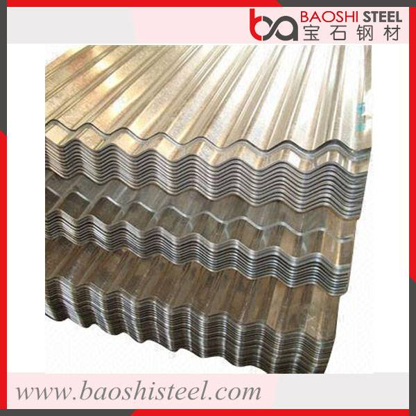ppgi corrugated steel sheet price for building roof in low price