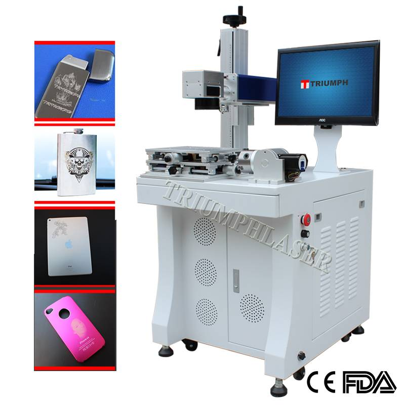 Triumph Fiber laser marking machine
