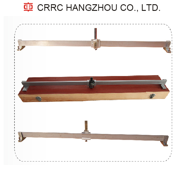 Rail Corrugation ruler CRRC