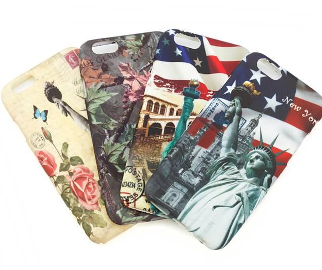 Popular fashionable OEM print TPU phone case