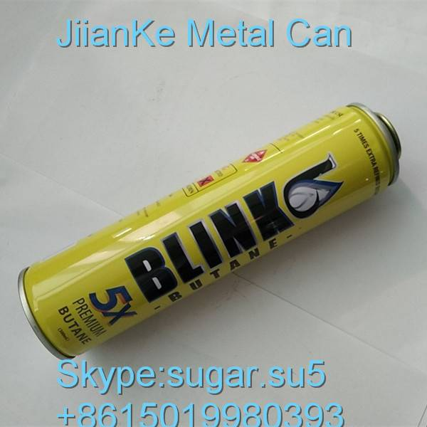 Aerosol cans for air clean China manufacturer