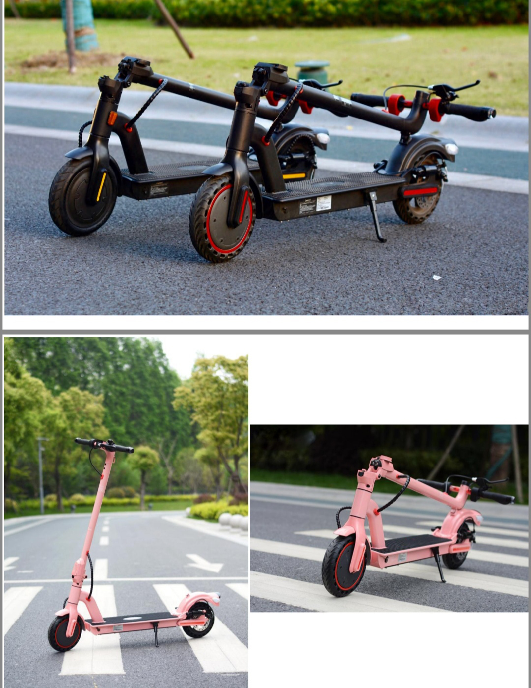 Intelligent lithium-ion scooter S7L2