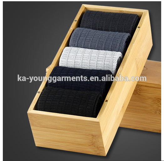 100% bamboo socks/mens dress socks