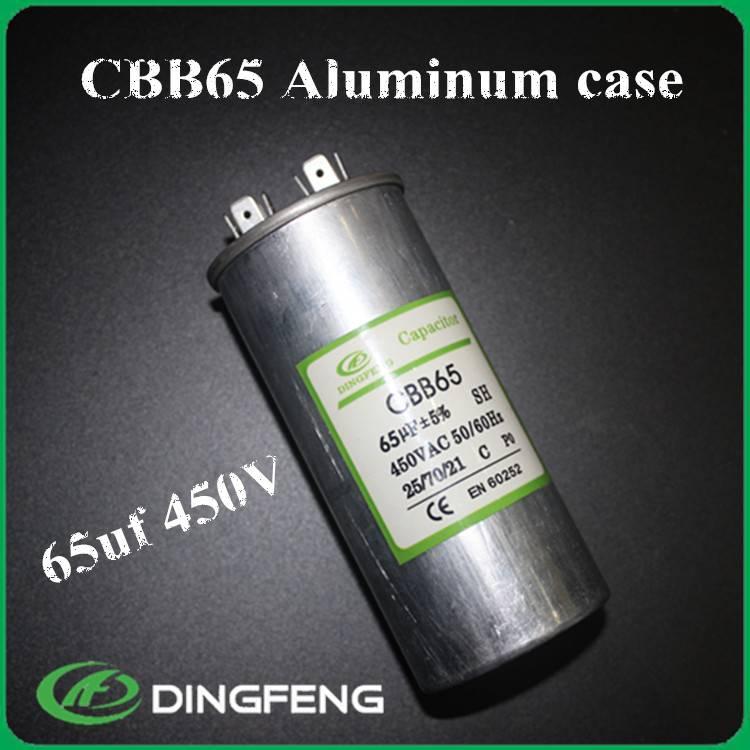 capacitor 450v 40uf ac motor capacitor cbb65 40uf capacitor