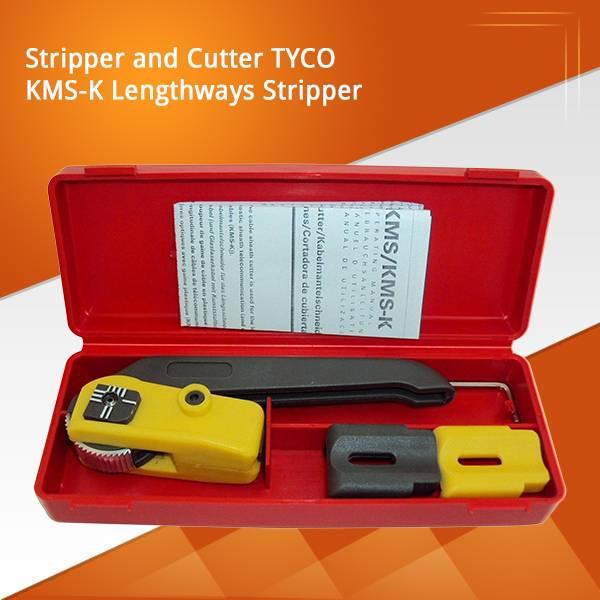 USA TYCO KMS-K LENGTHWAYS STRIPPER Tribrer Brand TK-4,LENGTHWAYS STRIPPER,Cable Stripper