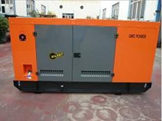 100kva cummins diesel generator set