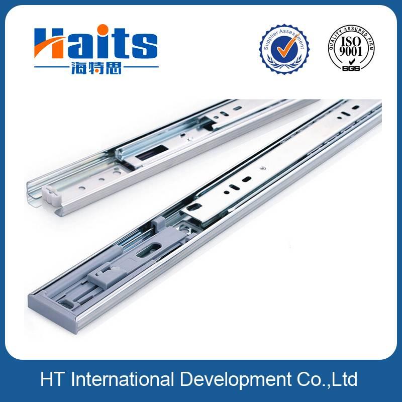 45mm full extension soft close drawer slides retrofit