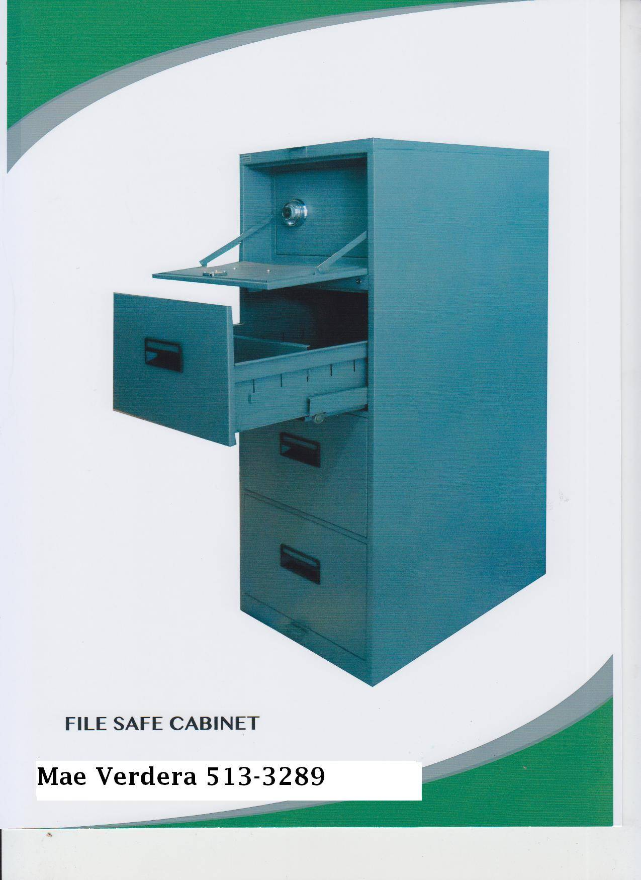 Vertical file safe 4,3,2 All fire proof Available and made to order