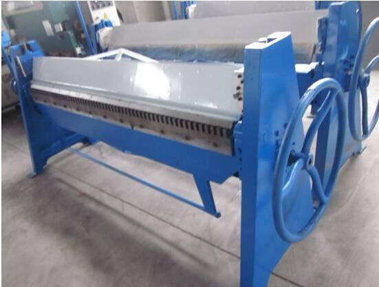Heavy Hand Folding Machine TDF-1.5X2000