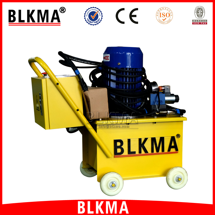 BLKMA HVAC hydraulic power rivet machine for sale