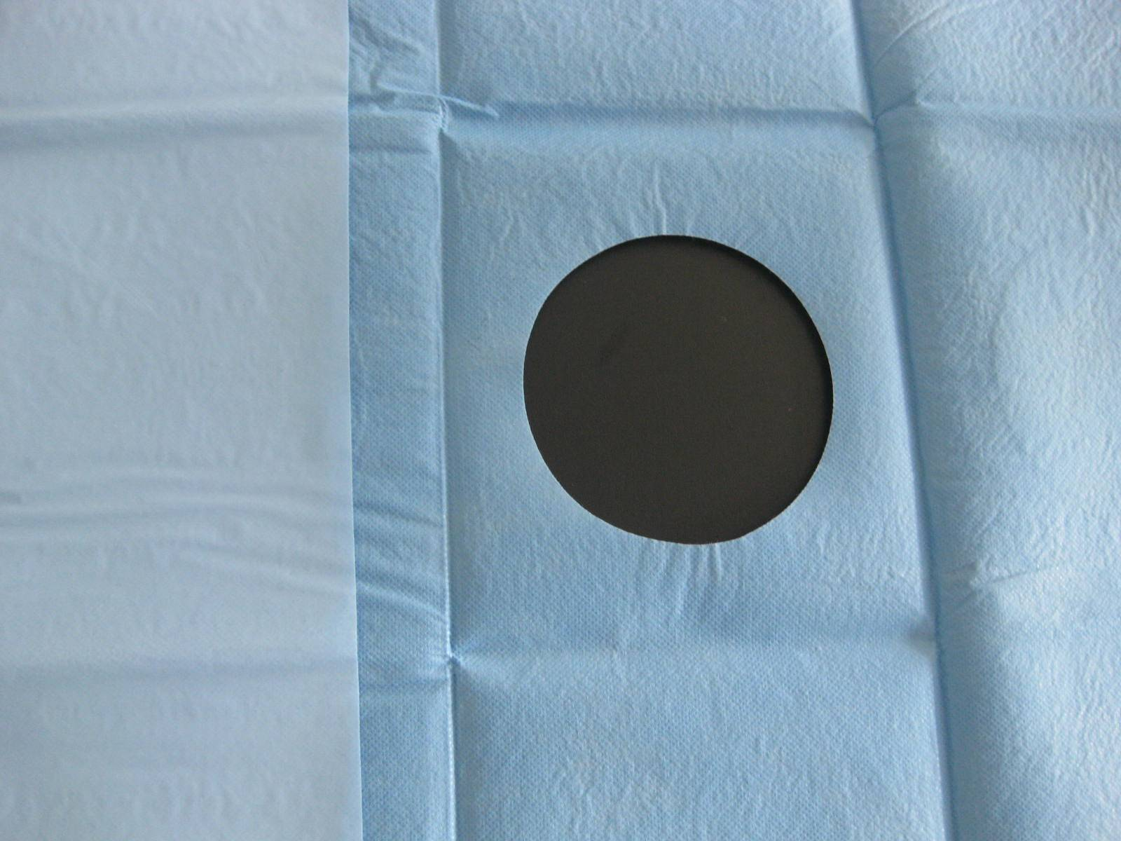 Sterile Disposable Fenestrated Drape - Hefei C&P Nonwoven Products