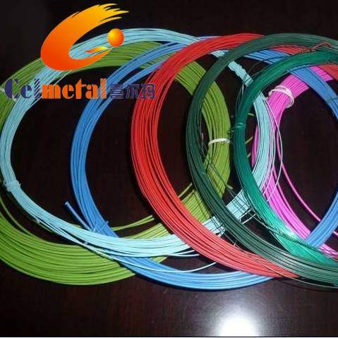 PVC Coated Wire (good quality competitive price) Free sample
