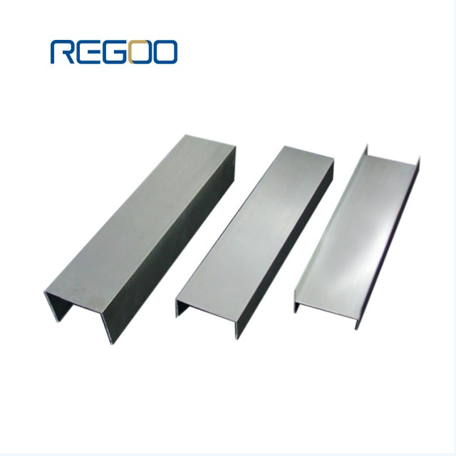 High Quality Extruded Aluminum Channel U Shape C Shape Z Shape Aluminum Channel