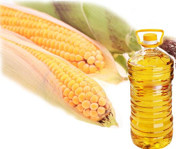 Corn Oil - Crude & Refined