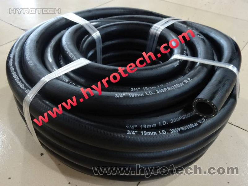 smooth/wrapped cover air/water hose