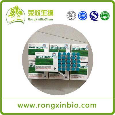 99.5% Hygetropin HGH 200iu CAS12629-01-5 Human Growth Hormone Lyphilized Powders