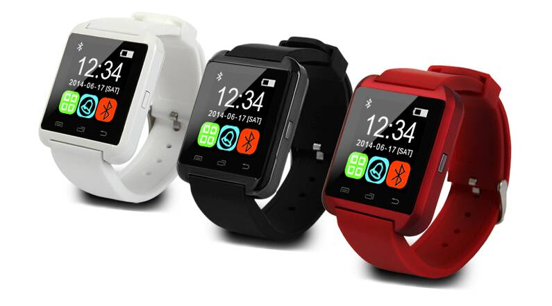 Cheap bluetooth smart phone watch reminder SIM card