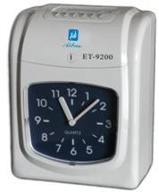 2014 Attendance  puch time clock ET-9200P