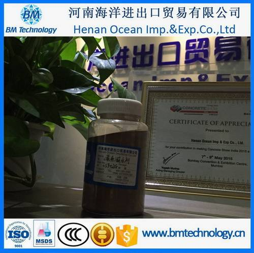 PCE Naphthalene Water Reducer Agent Concrete admixture