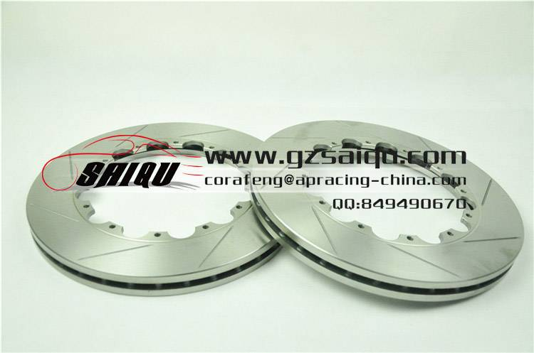 DICKASS Automobile Brake Disc 330*28 Grooved Straight Line Surface