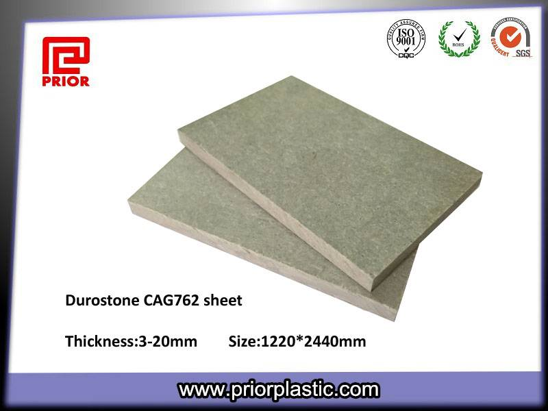 Durostone CAG762 Sheet for PCB Pallet with Grey Color
