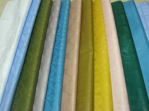 damask bazin cotton jacquard fabric