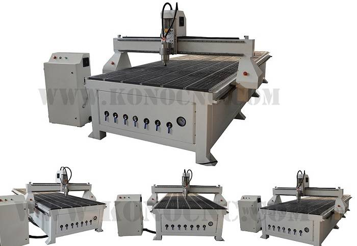 China 3axis wood cnc router machine 1325B