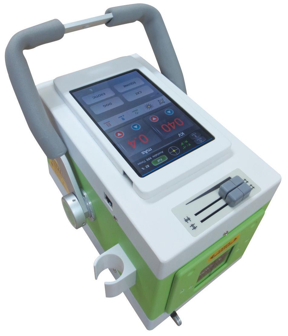 Veterinary Radiology Equipment, Veterinary Battery type portable X-ray EPX-F1600B