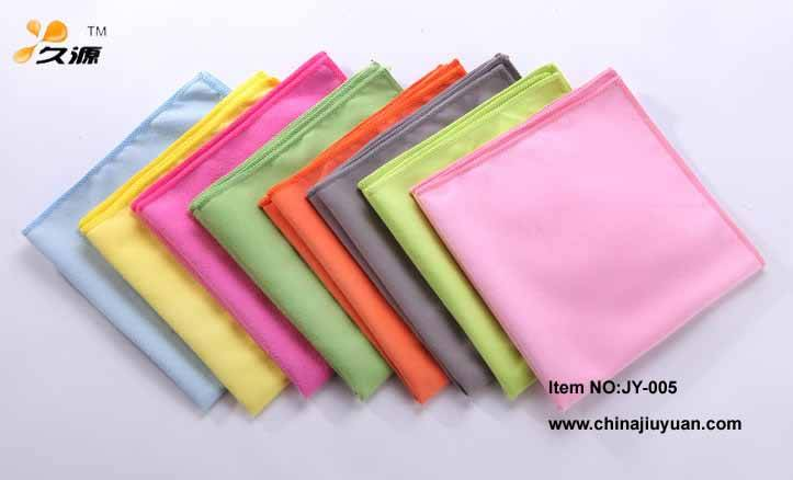 feel hand touch/beautiful cleaning microfiber suede towel/cloth