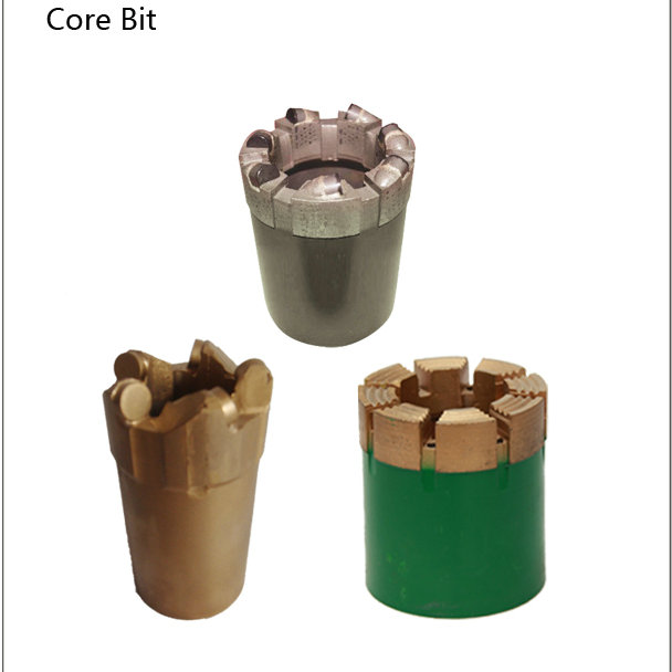 PDC core bits /Geotechnical Coring Bits