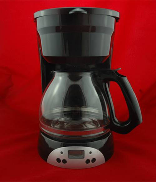 Timma 12-Cup Programmable Coffee Maker TM-1003